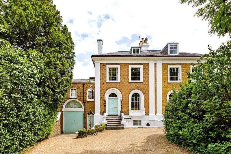 5 Bedrooms House for sale in Castelnau, London, SW13
