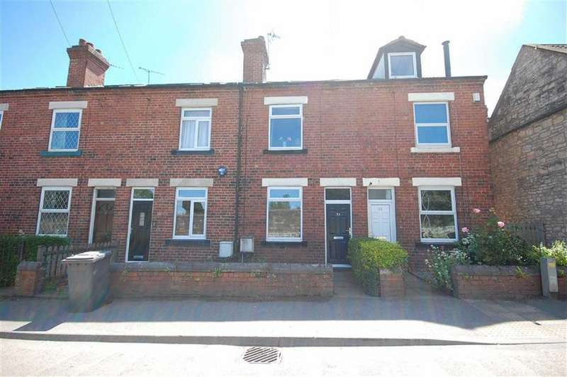 3 Bedrooms Terraced House for sale in Church Hill, Sherburn-In-Elmet, Leeds, LS25