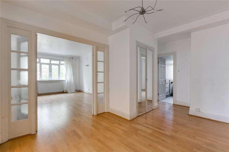 3 Bedrooms Flat for sale in Pembroke Road, Kensington, London