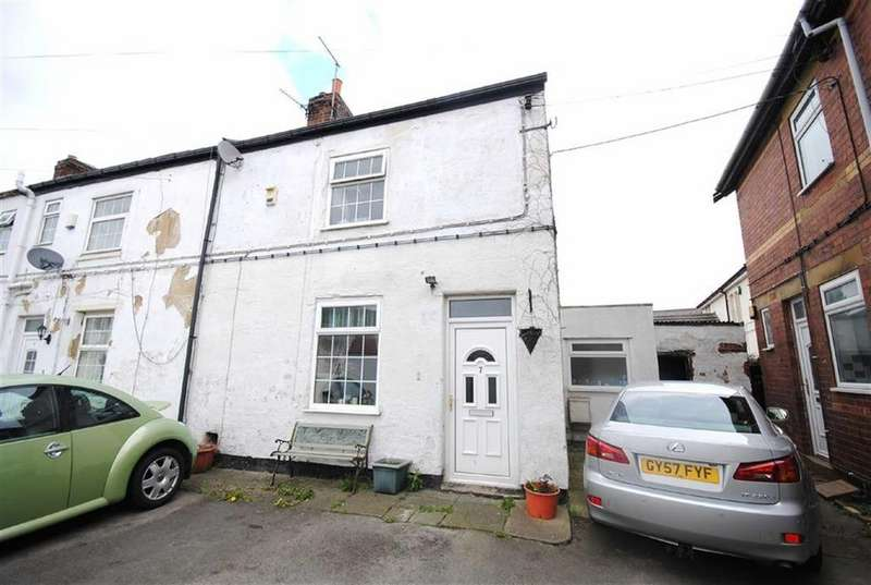 2 Bedrooms Terraced House for sale in Chapel Yard, Fairburn, Knottingley, WF11