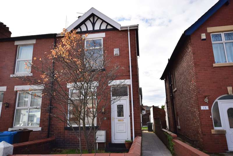 2 Bedrooms End Of Terrace House for sale in Kirkdale Avenue, Lytham St Annes, FY8
