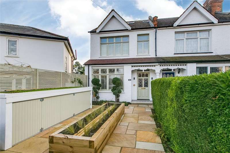 3 Bedrooms End Of Terrace House for sale in Manor Grove, Richmond, Surrey