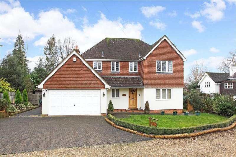 4 Bedrooms Detached House for sale in Camden Park, Tunbridge Wells, Kent, TN2