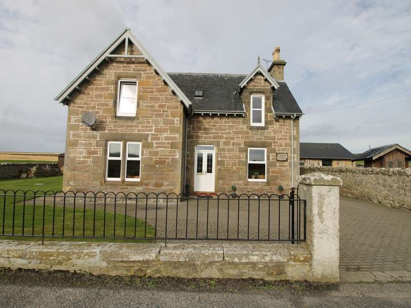 3 Bedrooms Detached Villa House for sale in Petty West Schoolhouse Dalcross, Inverness, IV2 7JL