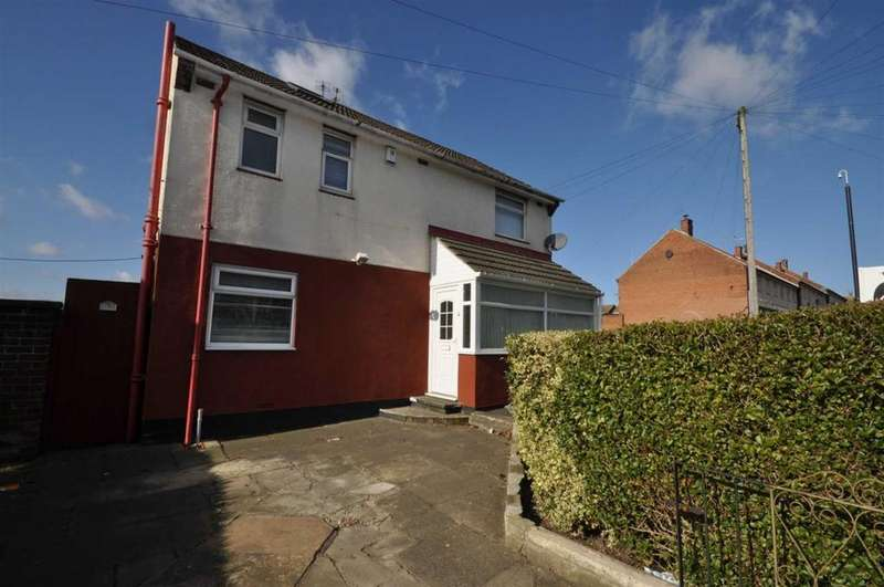 3 Bedrooms Semi Detached House for sale in Galashiels Road, Grindon, Sunderland