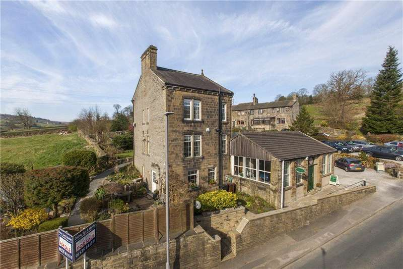 4 Bedrooms House for sale in Hebble Bank, Providence Lane, Oakworth, Keighley