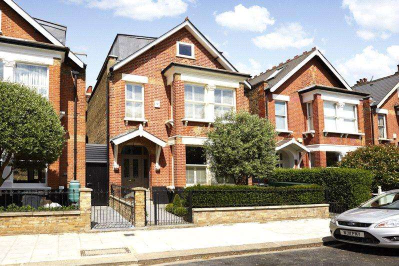 5 Bedrooms Detached House for sale in St. Marys Grove, Chiswick, London, W4