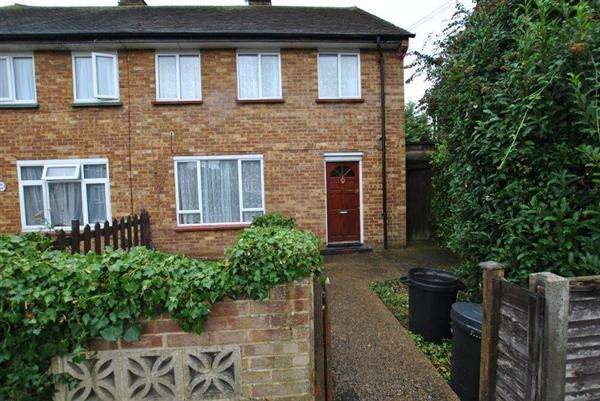 4 Bedrooms Semi Detached House for sale in St Luke Close, Cowley