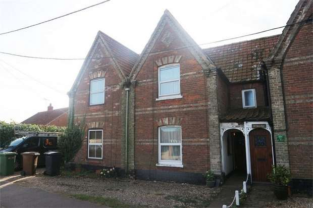3 Bedrooms Terraced House for sale in Station Road, North Elmham, Dereham, Norfolk