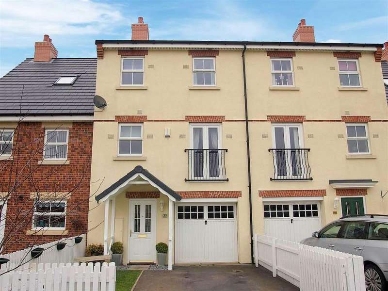 4 Bedrooms Terraced House for sale in Merrybent Drive, Merrybent, DARLINGTON