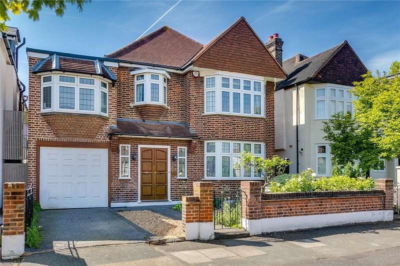 6 Bedrooms Detached House for sale in Parke Road, Barnes, London