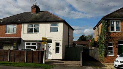 3 Bedrooms Semi Detached House for sale in Old Church Street, Old Aylestone, Leicester, Leicestershire