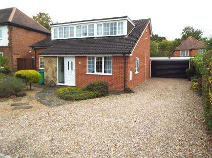 4 Bedrooms Detached House for sale in Highcroft Drive, Wollaton, Nottingham, Nottinghamshire