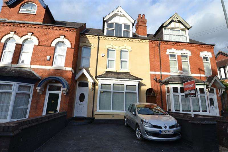 4 Bedrooms Terraced House for sale in Willows Crescent, Balsall Heath, Birmingham