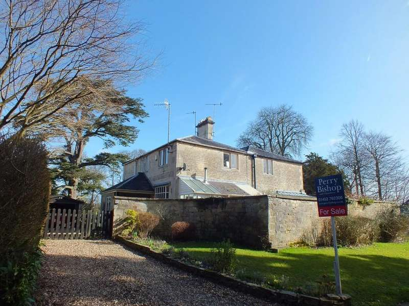 3 Bedrooms Semi Detached House for sale in Rodborough