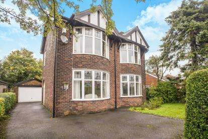 4 Bedrooms Detached House for sale in Green Drive, Fulwood, Preston, Lancashire, PR2