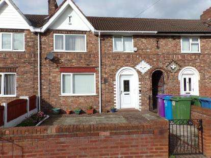3 Bedrooms Terraced House for sale in New Hall Lane, Norris Green, Liverpool, Merseyside, L11