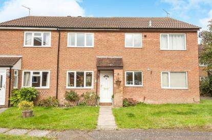 2 Bedrooms Terraced House for sale in Bowmont Drive, Aylesbury, Buckinghamshire, England
