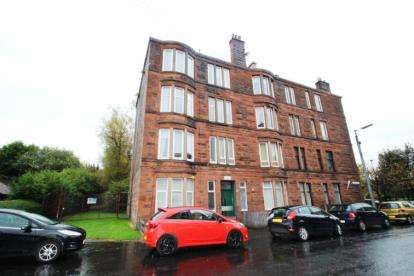 2 Bedrooms Flat for sale in Greenfield Place, Glasgow
