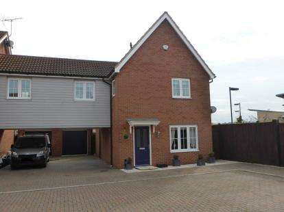 4 Bedrooms Link Detached House for sale in Rayleigh, Essex
