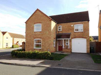 4 Bedrooms Detached House for sale in Northbridge Park, St. Helen Auckland, Bishop Auckland, Durham