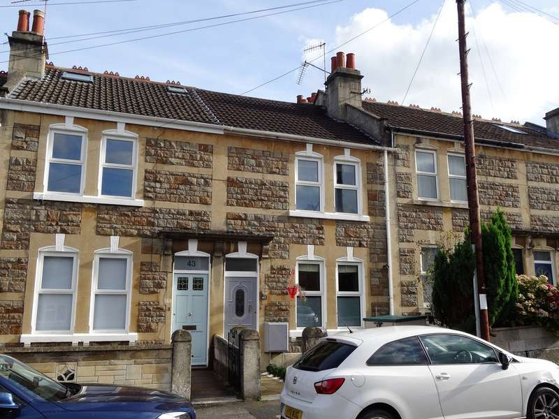 2 Bedrooms Terraced House for sale in Ivy Avenue, Oldfield Park