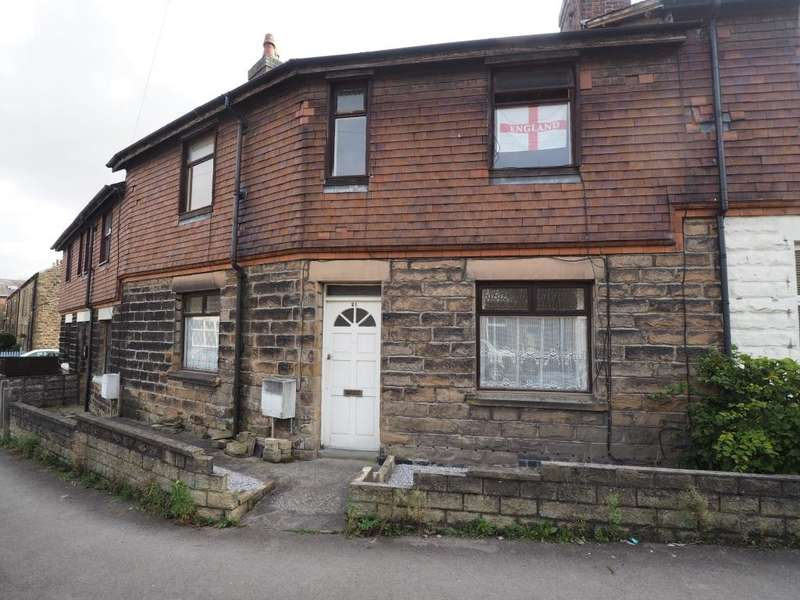 4 Bedrooms Terraced House for sale in Wirksmoor Road, New Mills, High Peak, Derbyshire, SK22 3HU
