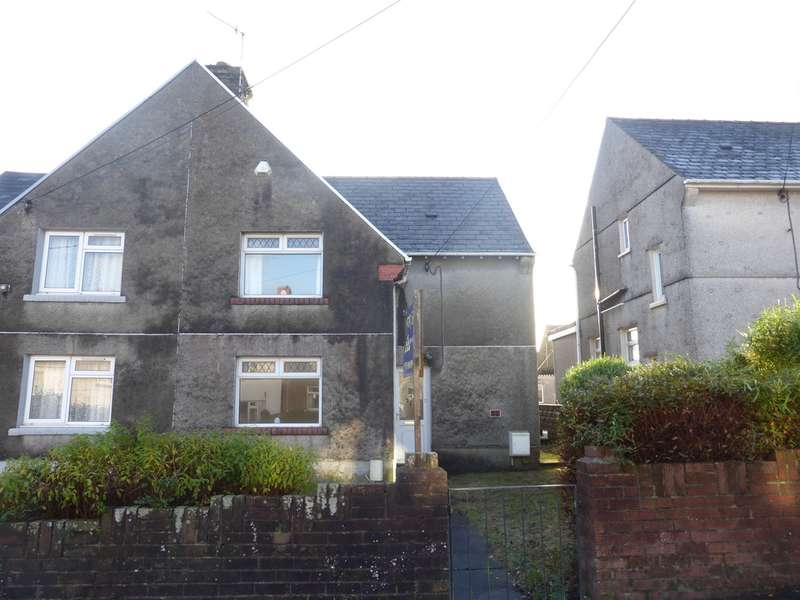 3 Bedrooms Semi Detached House for sale in Brynteg Street, Bryn, Port Talbot