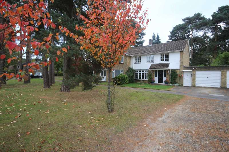 3 Bedrooms Semi Detached House for sale in Harmans Water Road, Bracknell
