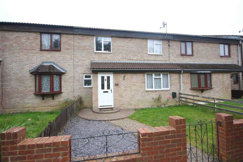 3 Bedrooms Terraced House for sale in Leaves Green, Bracknell