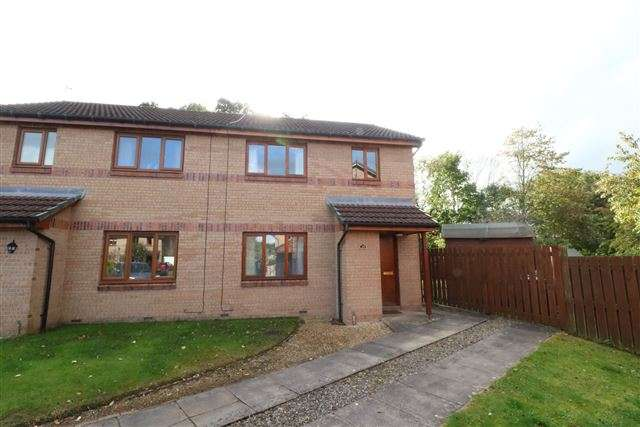 3 Bedrooms Semi Detached House for sale in Maple Grove, Stanwix, Carlisle, Cumbria, CA3 9FE