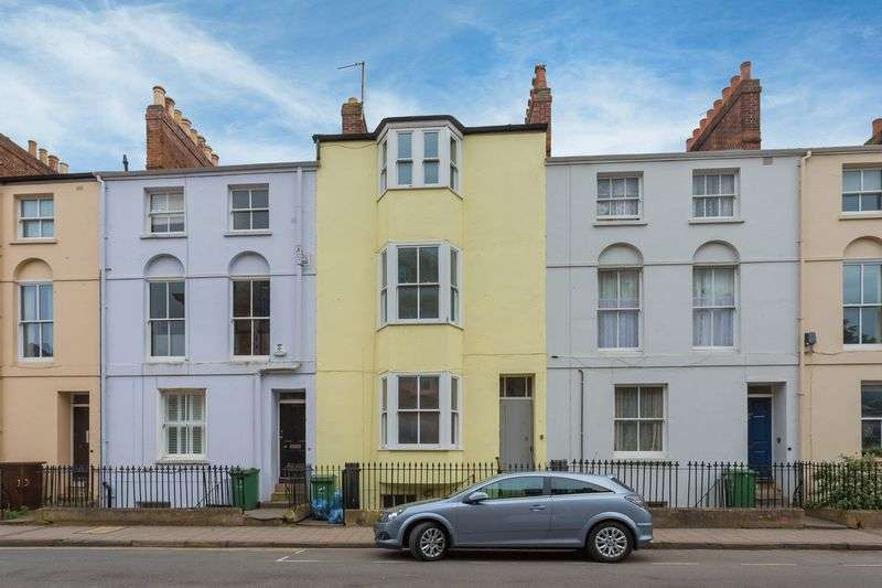 4 Bedrooms Property for sale in Walton Street, Jericho, Oxford