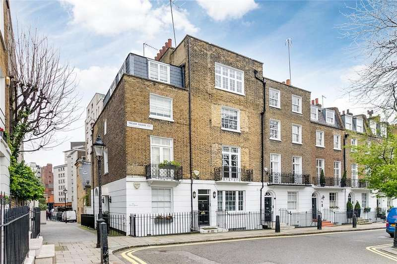 4 Bedrooms Terraced House for sale in Trevor Square, Knightsbridge, London