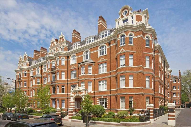 3 Bedrooms Flat for sale in St Marys Mansions, St Marys Terrace, London