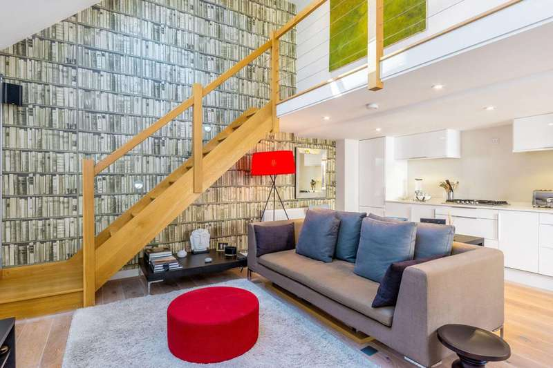 2 Bedrooms House for sale in British Grove, Chiswick, W4