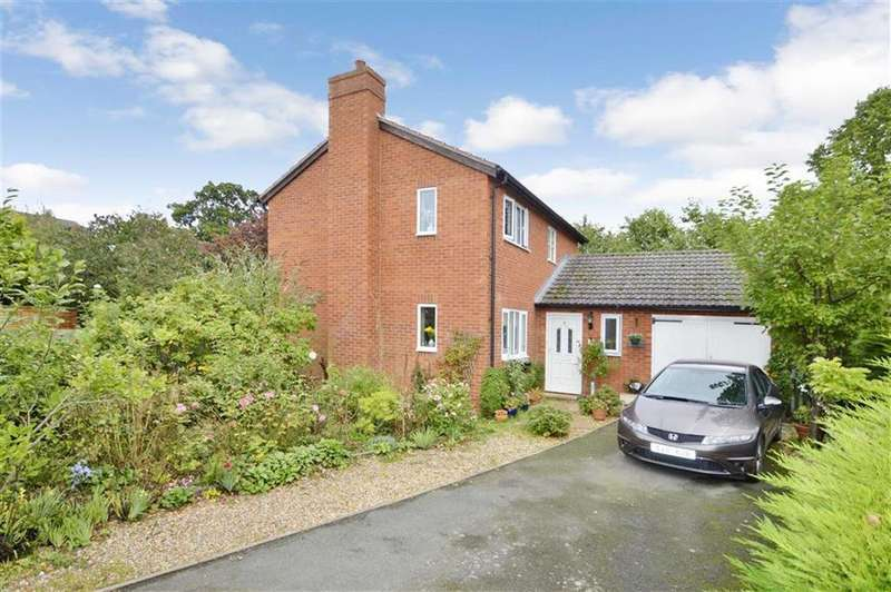 3 Bedrooms Detached House for sale in 5, The Fairways, Condover, SY5