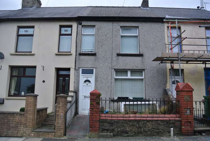 3 Bedrooms Terraced House for sale in Rhydynos Street, Blaenavon, Pontypool, NP4