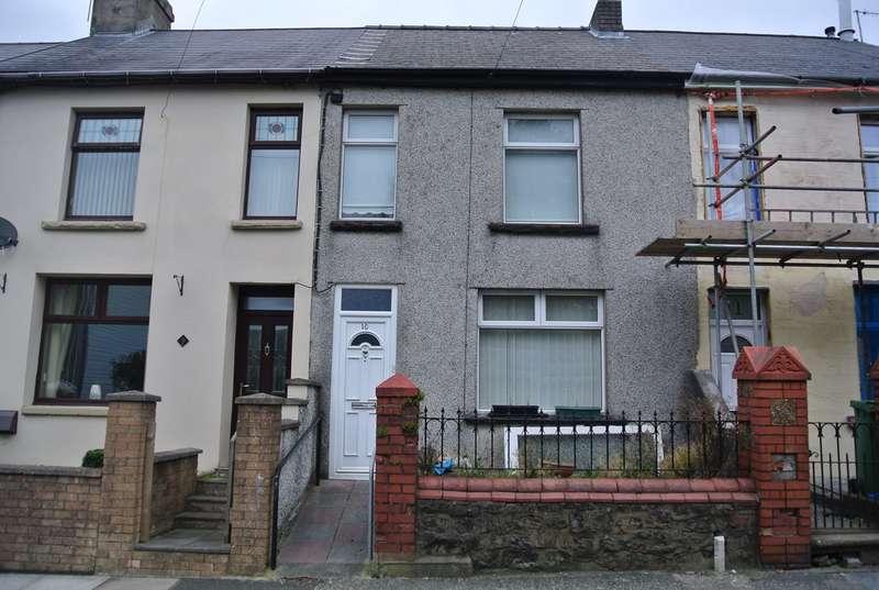 3 Bedrooms Terraced House for sale in Rhydynos Street, Blaenavon, Pontypool, NP4