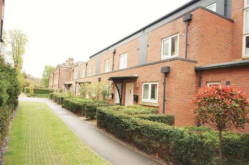 3 Bedrooms Town House for sale in Didsbury Gate, West Didsbury, Manchester, M20