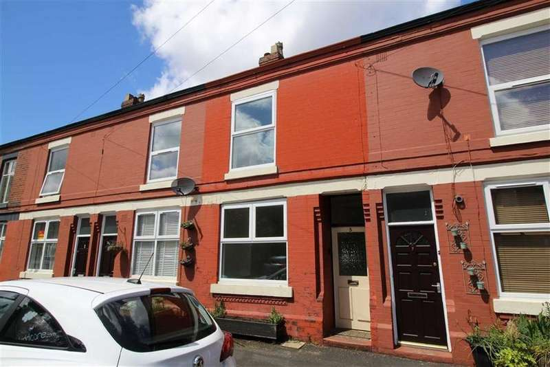 2 Bedrooms Terraced House for sale in Priory Avenue, Chorlton