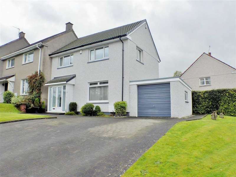 3 Bedrooms End Of Terrace House for sale in Glen Grove, Murray, EAST KILBRIDE