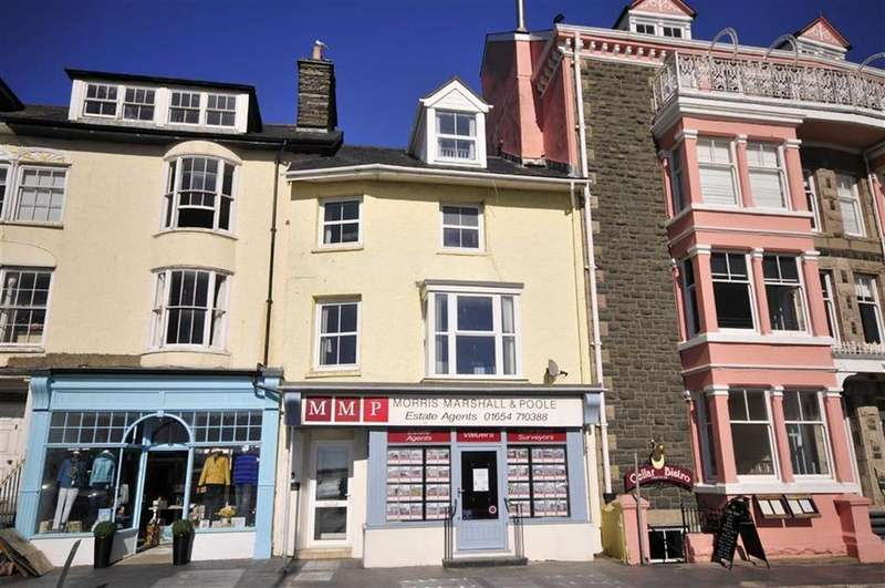 5 Bedrooms Terraced House for sale in Ty Lanfa, 16, Glandovey Terrace, Aberdyfi, Gwynedd, LL35