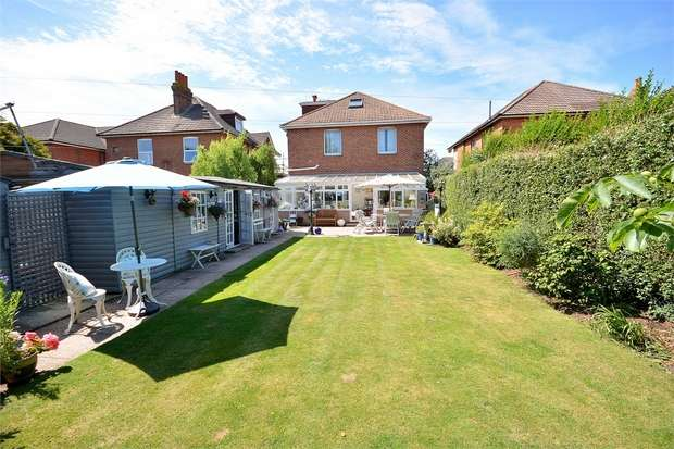 6 Bedrooms Detached House for sale in Methuen Road, Bournemouth, Dorset