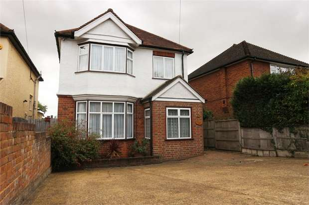 5 Bedrooms Detached House for sale in St Albans Road, Watford, Hertfordshire