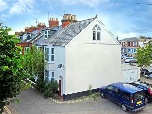 2 Bedrooms End Of Terrace House for sale in Riverside Terrace, Riverside Road, Sidmouth, Devon