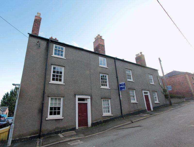 8 Bedrooms Detached House for sale in Park Street, Denbigh