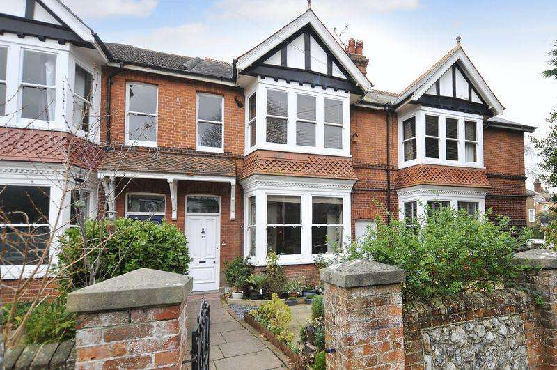 3 Bedrooms Ground Flat for sale in Shakespeare Road, Worthing