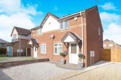 2 Bedrooms Semi Detached House for sale in Mickley Avenue, Fallings Park, Wolverhampton, West Midlands