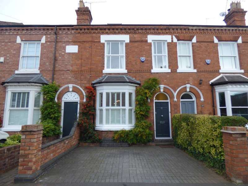4 Bedrooms Terraced House for sale in Lonsdale Road, Harborne, Birmingham, B17 9QX