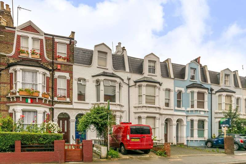 4 Bedrooms House for sale in Albion Road, Stoke Newington, N16